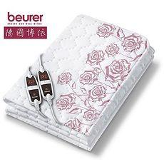 德國博依 beurer 雙人雙控定時型  銀離子抗菌床墊型電毯 TP 66 XXL TP66XXL
