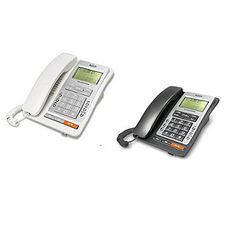 Kolin 歌林來電顯示有線電話 KTP-703L(白、鐵灰兩色)