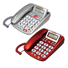 普騰 來電顯示電話 PTE-003 (兩色)