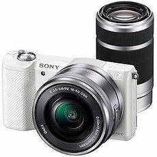 SONY A5000Y ILCE-5000Y 雙鏡組 ★贈電池(共兩顆)+16G高速卡+座充+保護貼+吹球清潔組+讀卡機   A5000 類單眼 相機
