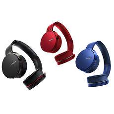★108/2/17前送收納包布 SONY MDR-XB950B1 無線耳機 EXTRA BASS 藍芽 NFC