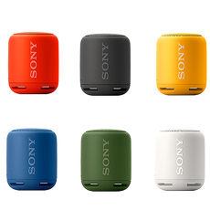 ★108/2/17前送SONY貼紙組  SONY EXTRA BASS 重低音防水攜帶型藍芽喇叭 SRS-XB10