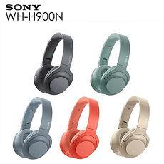 SONY WH-H900N 無線降噪耳罩式耳機 無線藍牙降噪耳機且支援環境音功能紅色