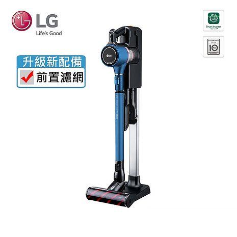 LG 樂金 A9PBED 星艦藍 CordZero A9+ 快清式無線吸塵器