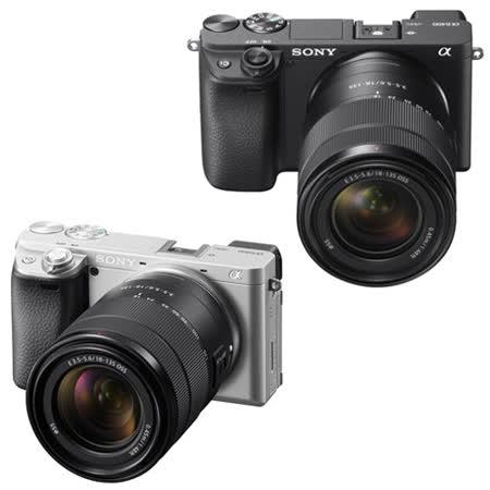 SONY 單眼相機 A6400M 單鏡組公司貨 ILCE-6400M ★贈32G高速卡+座充+吹球清潔組銀