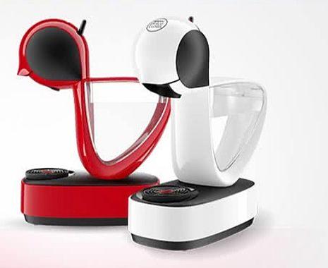 雀巢 DOLCE GUSTO 膠囊咖啡機 Infinissima 無限白 型號:12381159 / 無限紅 型號:12379363白-12381159
