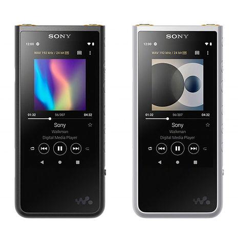 ★110/2/21前贈保護套+64G卡  SONY NW-ZX507 64GB  Walkman 數位隨身聽 (公司貨)銀