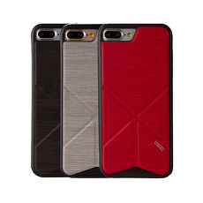 UNIQ Transforma Ligne iPhone 7/8 Plus 多角度磁吸立架背蓋手機保護殼