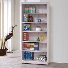「預購」Homelike 喬琳2.7尺開放書櫃