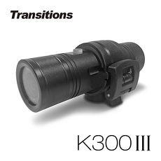 全視線 K300 III 三代 超廣角170度 1080P 機車行車記錄器