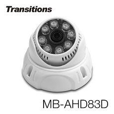 全視線 MB-AHD83D 室內日夜兩用夜視型 AHD 1080P 8顆紅外線LED攝影機6.0㎜