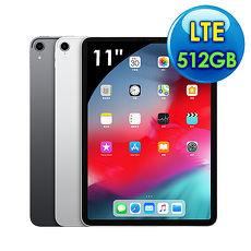 ★贈三禮★Apple iPad Pro Wi-Fi+Cellular 512GB 11吋 平板電腦(2018版)
