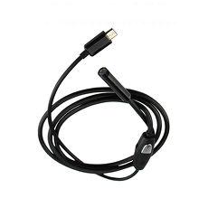 工程級Micro USB細頭7mm軟管型防水蛇管攝影機1米