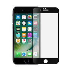【SHOWHAN】iPhone6 Plus/6s Plus 2.5D電競級霧面滿版滿膠9H鋼化玻璃貼/兩色可選