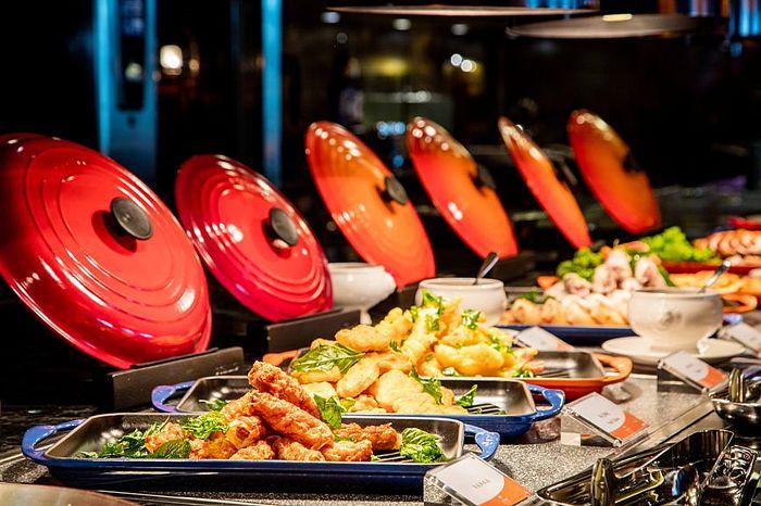 福容大飯店桃園機場A8&淡水漁人碼頭&麗寶樂園&福隆田園餐廳平假日自助吃到飽餐券一套2張