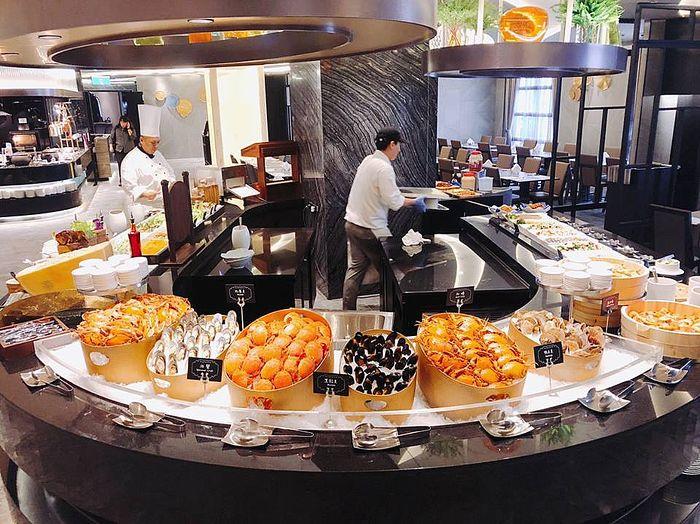 【桃園台中台南高雄】漢來海港餐廳平日自助下午茶餐券一套2張