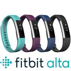 Fitbit Alta 時尚健身手環皇家藍-S