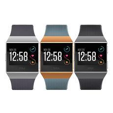 FITBIT IONIC 智能健身手錶銀藍色