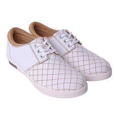 Unisysh 森林系网布休闲鞋(白)