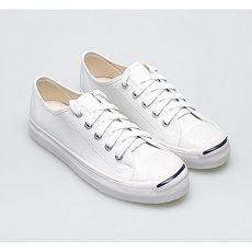 Unisysh 简约素色帆布鞋(白)