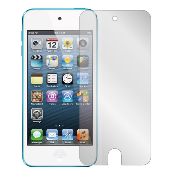 ZIYA Apple iPod Touch 5 抗刮亮面螢幕保護貼