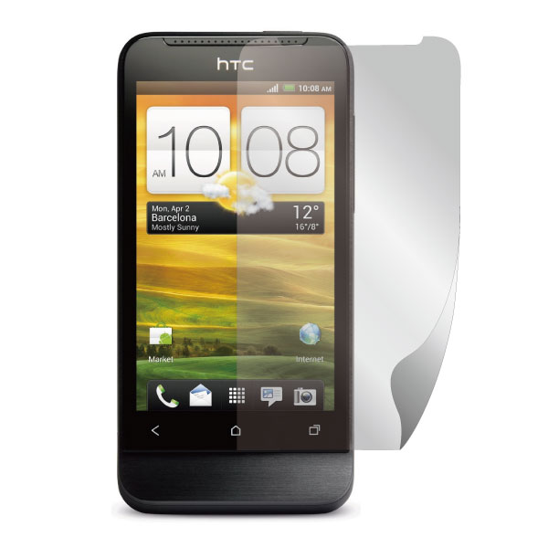 ZIYA HTC ONE V 抗反射(霧面)保護貼 (AG) - 2入