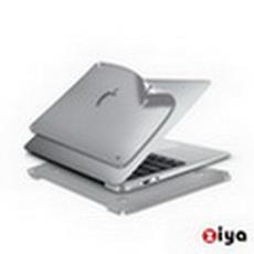 [ZIYA] Apple Macbook Air 11.6吋 機身貼膜/機身保護貼 (時尚靚銀款 上蓋+底蓋)