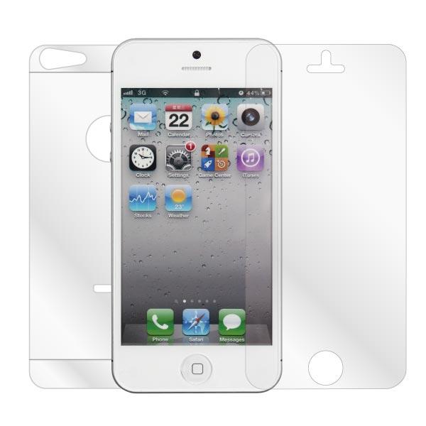 ZIYA Apple iPhone 5 抗刮螢幕機身保護貼
