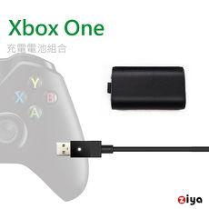 [ZIYA] XBOX ONE 無線遊戲手把/遙控手把 充電式電池組合  (電池X1+充電線X1)