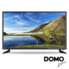 DOMO 32型HDMI多媒體數位液晶顯示器+類比視訊盒DOM-32B06