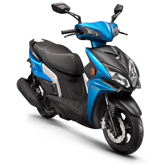 KYMCO光陽機車RacingS 125 ABS版 (2020新車) 結帳價95500