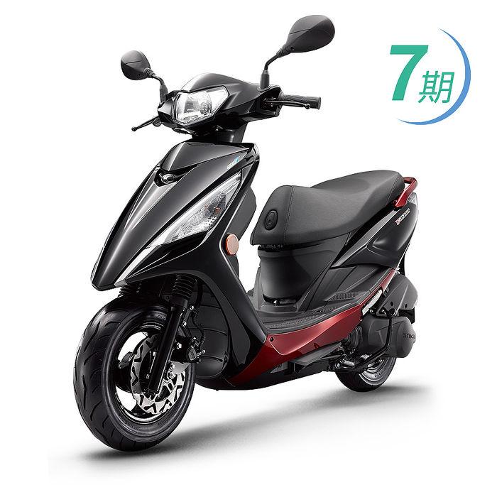 KYMCO光陽機車 新名流 125碟煞 (七期) (2019新車) SJ25TF