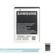 Samsung三星 Galaxy Ace S5830 /Gio S5660 /CDMA i569 / Y Duos S6102_1350mAh/原廠電池/手機電池