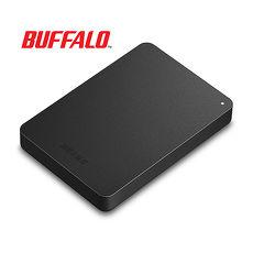 BUFFALO巴比禄 2.5吋防震加密1TB行动硬盘 HD-PNFU3黑