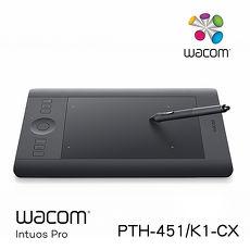 Wacom Intous Pro 專業版 Touch Small 繪圖板 PTH-451/K1-C