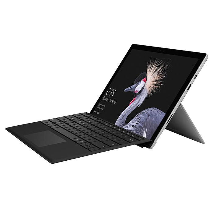 Microsoft微軟 New Surface Pro(i5/4G/128GB) FJU-00011-送原廠黑色鍵盤