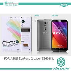 NILLKIN ASUS ZenFone 2 Laser ZE601KL 超清防指紋保護貼 - 套裝版