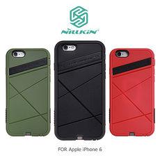 NILLKIN Apple iPhone 6 4.7吋 超能無線充電背殼紅色