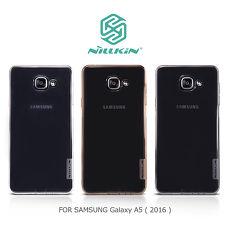 NILLKIN SAMSUNG Galaxy A5 (2016) 本色TPU軟套透明