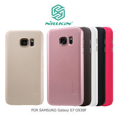 NILLKIN SAMSUNG Galaxy S7 G930F 超級護盾保護殼白色
