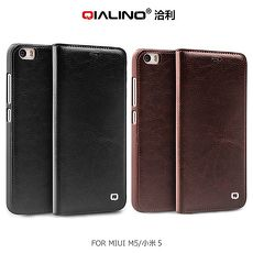 QIALINO MIUI M5 / 小米 5 經典皮套