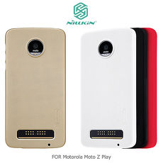 NILLKIN Motorola Moto Z Play 超級護盾保護殼紅色