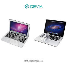 DEVIA Apple MacBook 12 / Air 11 / Air 13 吋 / Pro 13(201611新款) / Pro Retina 13/15 鍵盤保護膜