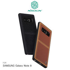 NILLKIN SAMSUNG Galaxy Note 8 巴特商務手機殼棕色