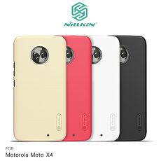 NILLKIN Motorola Moto X4 超級護盾保護殼金色