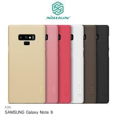 NILLKIN SAMSUNG Galaxy Note 9 超級護盾保護殼金色