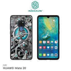 NILLKIN HUAWEI Mate 20 時空玻璃手機殼