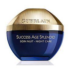 GUERLAIN 嬌蘭高密度璀璨駐顏晚霜 Success Age Splendid Night Care 50ml