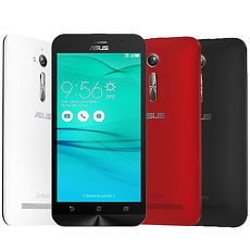 【ASUS 華碩】 ZenFone Go ZB450KL 4.5吋四核智慧手機 (1G/8G) - 紅色