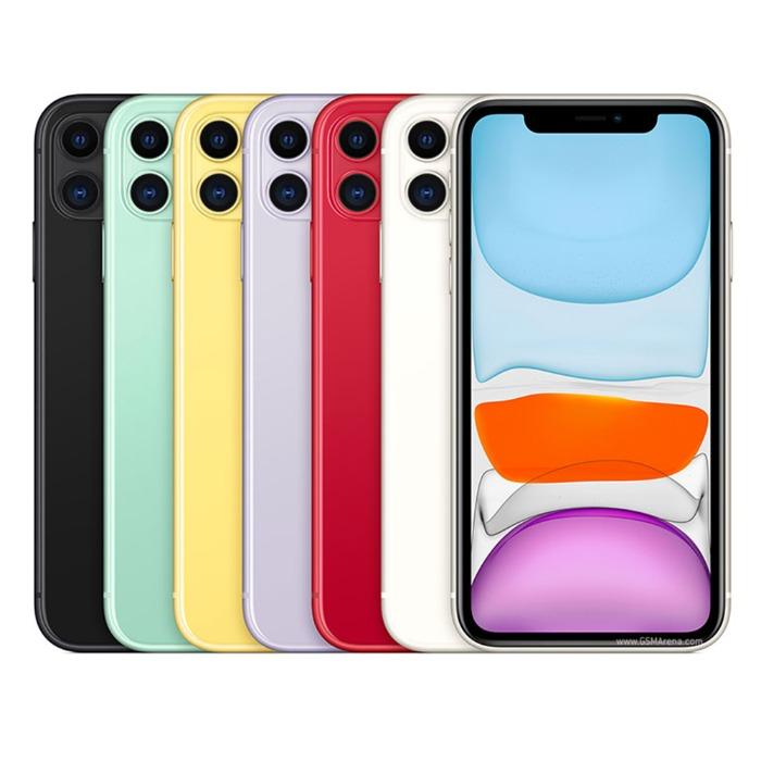 Apple iPhone 11 128G 6.1吋智慧型手機【拆封新品】(原廠保固未開通)紅色
